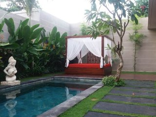 Wayan 1 Bedroom Villa, Spa + Gym, Jimbaran - Kedonganan vacation rentals