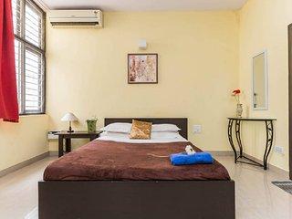 Trendy BNB Room, AC, WIFI, Laundry,breakfast: 1-3 - Bangalore vacation rentals