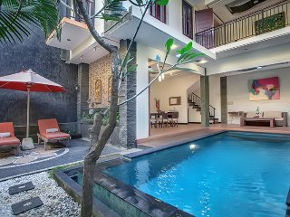 Nakula2, 3 Bedroom Villa, Contemporary Design, Seminyak - Legian vacation rentals