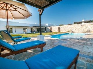 Beautiful private pool villa Olympos near Anthony Quinn bay - Ladiko vacation rentals
