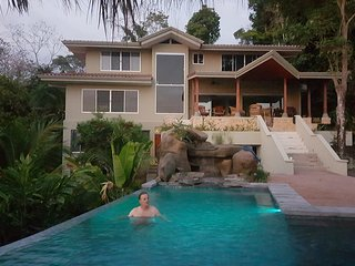 Casa Bella Vista, Near the Beach, Largest Pool in Town, Awesome Views, Privacy! - Manuel Antonio National Park vacation rentals