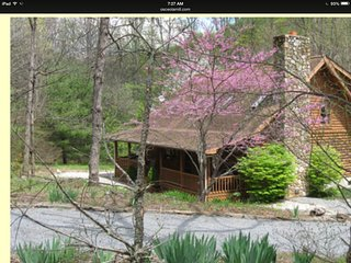 Crabtree Falls Vista Vacation Home - Montebello vacation rentals