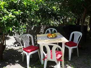 Cosy flat with private garden by the sea close to Taormina - Furci Siculo vacation rentals