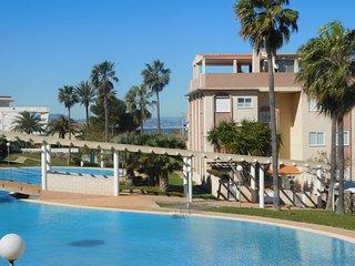 Magnífico apartamento para 6 personas en playa - Els Poblets vacation rentals