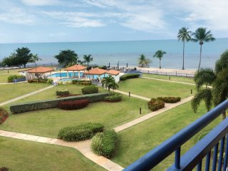 Haciendas del Club 4-411 beachfront penthouse, WiFi, screens, 24/7 security - Cabo Rojo vacation rentals