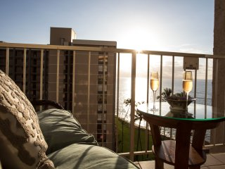 Romantic 9th Floor 5 Star Condo, Beautiful Views And The Lull of The Waves - Napili-Honokowai vacation rentals