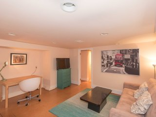 Charming BSMT Suite Best Location - Vancouver vacation rentals