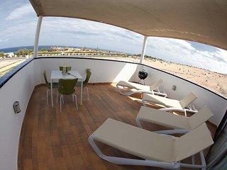 Costa Calma nº3 Ocean views atico - La Lajita vacation rentals