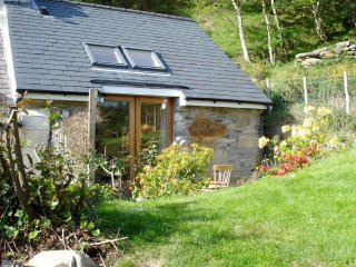 Lovely 1 bedroom Bontddu Cottage with Internet Access - Bontddu vacation rentals