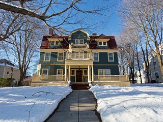 Beautiful 19th Century Mansion in Boston Suburb; 15 min to Boston - Winchester vacation rentals
