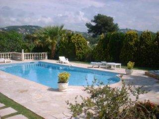 [95lm] VILLA 4/5 PIECES PISCINE- JACCUZI - WIFI PR - Mougins vacation rentals