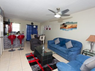Bright 2 bedroom Portmore House with Internet Access - Portmore vacation rentals