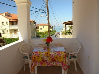 Sea View Apartment for 4-7 people, 50 m from beach - Agios Gordios vacation rentals