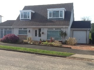 Self contained part of family home with private access - Helensburgh vacation rentals