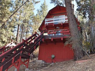Tamarack Chalet - Big Bear City vacation rentals