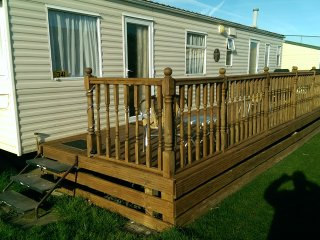 6 Berth Caravan Marine holiday park in Rhyl north - Rhyl vacation rentals