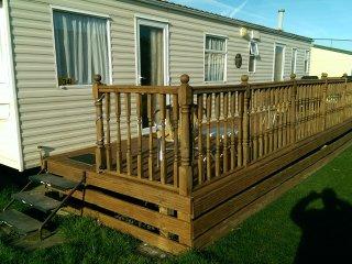 6 Berth Caravan Marine holiday park in Rhyl north - Rhyl vacation rentals