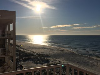 Luxurious Direct Gulf Front Corner Unit-7th floor 2 bdr 2 bath- Amazing Views - Gulf Shores vacation rentals