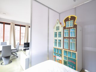 Fully furnished in Rotterdam centrum - Rotterdam vacation rentals