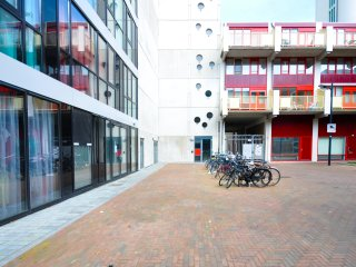 Double floor near Rotterdam central station... - Rotterdam vacation rentals