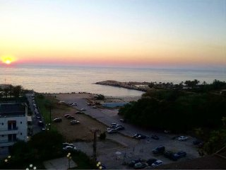 Chalet with panoramic sea view in Solemar Beach Resort - Beirut vacation rentals