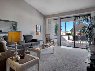 Relax & Unwind, Rancho Las Palmas Country Club! Lovely Condo with Mountain and - Glendora vacation rentals