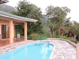 Sing with the Birds in this Nature House/ Large Pool Sweeping Views/ Beach/Mnts - Playa Matapolo vacation rentals