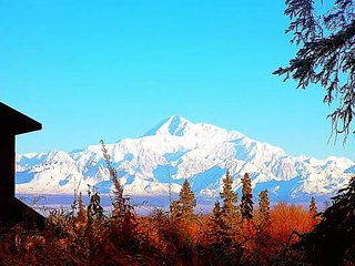 Grace and Bill's Freedom Hills Bed and Breakfast, Talkeetna, Alaska - Talkeetna vacation rentals