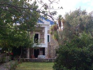 Historic Mansion for 6-10 in a beautiful Village, Lefkada island - Agios Nikitas vacation rentals
