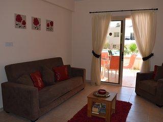 Kings Resort Apt CA2 1 Bedroom Deluxe apartment - Paphos vacation rentals