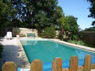Gîte de charme région Montpellier dans une ancienne propriété viticole - Restinclieres vacation rentals