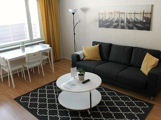 Lovely one bedroom apartment / 1-2 persons - Joensuu vacation rentals