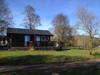 Cosy Cabin with open views of Loch Awe - Dalavich vacation rentals