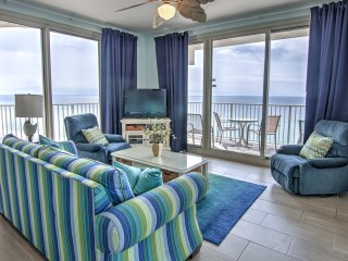 corner unit with wrap around balcony - Panama City Beach vacation rentals
