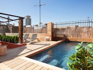 Enjoybcn Colon Apartments- Comfort for 8 people next to Las Ramblas - Barcelona vacation rentals