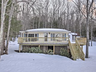 NEW! 2BR Lyman Home on Swan Pond w/Private Dock! - Lyman vacation rentals