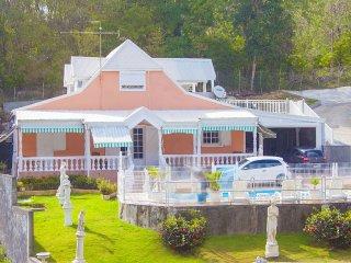 T3 dans résidence privée avec piscine plus prêt de voiture gratuit - Les Abymes vacation rentals
