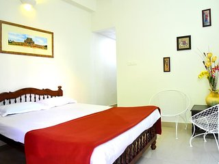 Bright Auroville vacation Guest house with A/C - Auroville vacation rentals