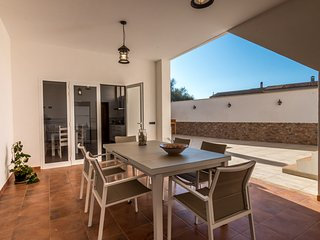 Cozy ground floor with patio located in Ses Salines - Ses Salines vacation rentals