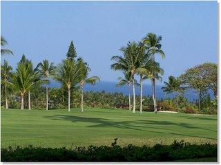 Countr Club Villas 110 2/2 Oceanview NO BOOKING FEE - Keauhou vacation rentals