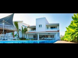 5Bdr. Luxury Caleta House, Puerto Aventuras Riviera Maya - Puerto Aventuras vacation rentals