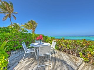 NEW! Beachfront 4BR Northside Villa w/ Sun Porch! - North Side vacation rentals