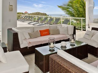 Modern ocean view villa Vahiti 6 bedrooms for rent in St Barts - Gustavia vacation rentals