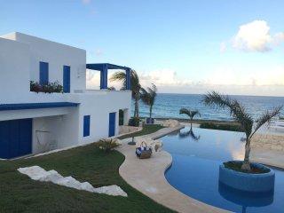 Oceanfront Villa!  Casa Yaax Juul Kin. - Isla Mujeres vacation rentals