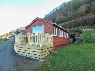 No. 7, detached chalet, on-site facilities, beach close by, nr Aberystwyth, Ref - Aberystwyth vacation rentals