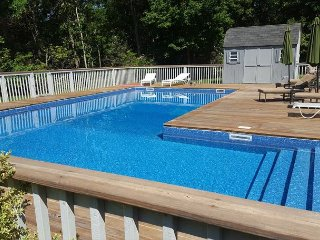 Private 6BR /Sag Harbor Southampton Home w Pool & Jacuzzi - Sag Harbor vacation rentals
