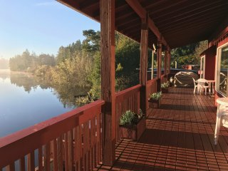 Dune Lake Getaway-Oregon Coast Lakefront Home with Dune Access - North Bend vacation rentals
