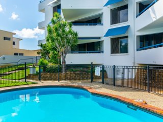 Enjoy the Water Views from Spacious Balcony - 3/181 Welsby Parade - Bribie Island vacation rentals