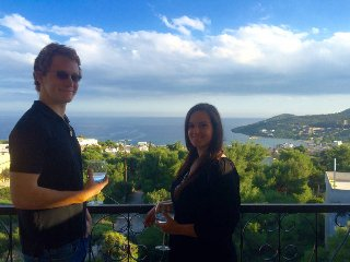 Romantic 1 bedroom Condo in Agia Marina - Agia Marina vacation rentals