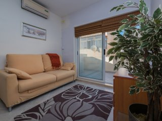 Bright & Central :)   1 Bdr Penthouse in Sliema - Sliema vacation rentals